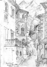 Back St Bagni di Lucca