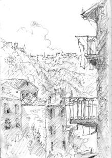 Balcont Ponte A Serraglio