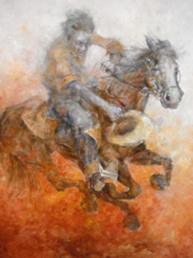 The Stock Rider