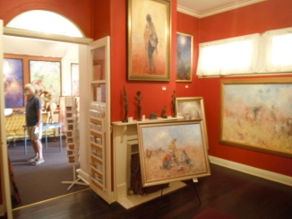 Gallery Red Room 2